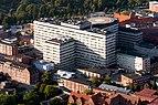 Skånes universitetssjukhus i Lund–flygbild 06 september 2014.jpg
