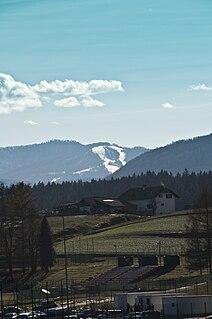 Bela Ski Resort ski resort in Slovenia