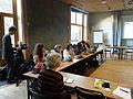 Skrivstuga Kvinnor på Wikipedia, Karlstad 2014a.jpg