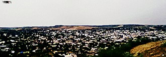 Tharparkar District - View of city in the District