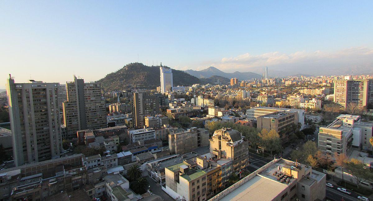 Ciudad chile wikipedia la enciclopedia libre for Papeles murales en santiago de chile