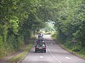 Slip road onto the A21 in South Tonbridge. - geograph.org.uk - 191892.jpg