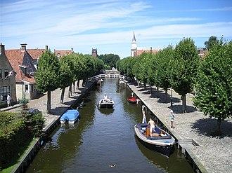Sloten, Friesland - Image: Sloten 02