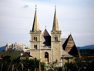 St Martins Cathedral (Spišská Kapitula) Church in Spišská Kapitula, Slovakia