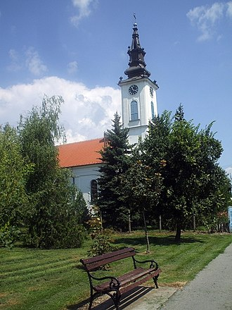 Kisač - Slovak Evangelical Church