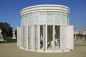 Alexander Brodsky - Alexander Brodsky, exposition in Jardin des Tuileries, Paris (2010)