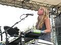 Smoosh at Bumbershoot 2007 - Asya 02.jpg