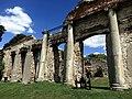 Sobków, ruiny pałacu.JPG