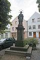Socha sv. Jana Nepomuckého (Pardubice), nám. Bělobranské,.JPG