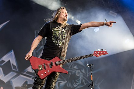 Tom Angelripper at Rockharz 2018 Sodom Rockharz 2018 13.jpg