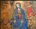 Sodoma, stendardo in seta con la madonna assunta e angeli, 05.jpg