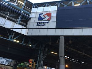 Somerset station (SEPTA) - Somerset station