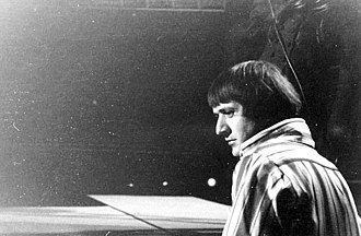 Sonny Bono - Sonny Bono in 1966 during a performance