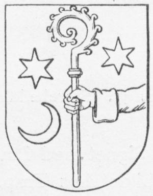 Sorø - Image: Sorøs våben
