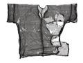 Sorgflorkappa häroldssorgdräkt, 1800-tal - Livrustkammaren - 100419.tif