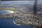 South Coogee and Maroubra from the air, looking towards Kurnell.jpg