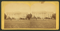South Front of the President's House, by Bell & Bro. (Washington, D.C.).png