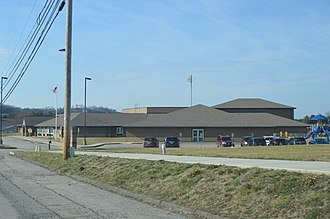 South Point, Ohio - South Point Elementary School