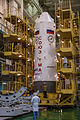 Soyuz TMA-06M spacecraft integration facility 5.jpg