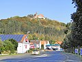 Spangenberg Looking-at-Schloss-Spangenberg Germany October-2010.jpg