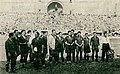 Spanish national football team before the friendly match against Italy in Bologna, 22.06.1930 02.jpg