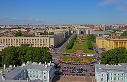 Spb June 2012 Views from Smolny Bell towers 05.jpg