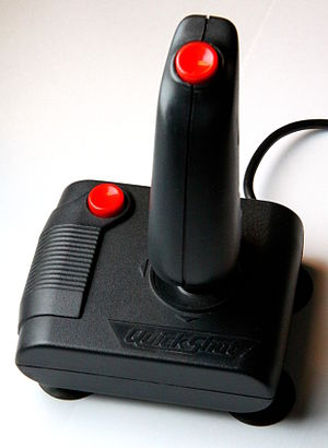 Spectravideo - QuickShot I (introduced in 1982)