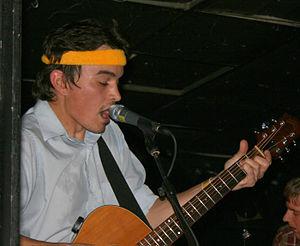 Spencer Krug - Spencer Krug w/ Sunset Rubdown at the Hi-Dive in Denver, CO, on April 16, 2007.