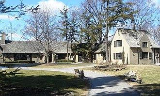 Marcus Burrowes - Gray-Spicer House, Farmington Hills, Michigan