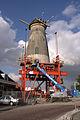 Spijkenisse - Molen Nooitgedacht zeven meter boven de grond.jpg