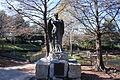 Spirit of the Confederacy, Sam Houston Park.JPG