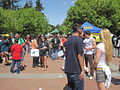 Sproul Plaza during Cal Day 2010 5.JPG