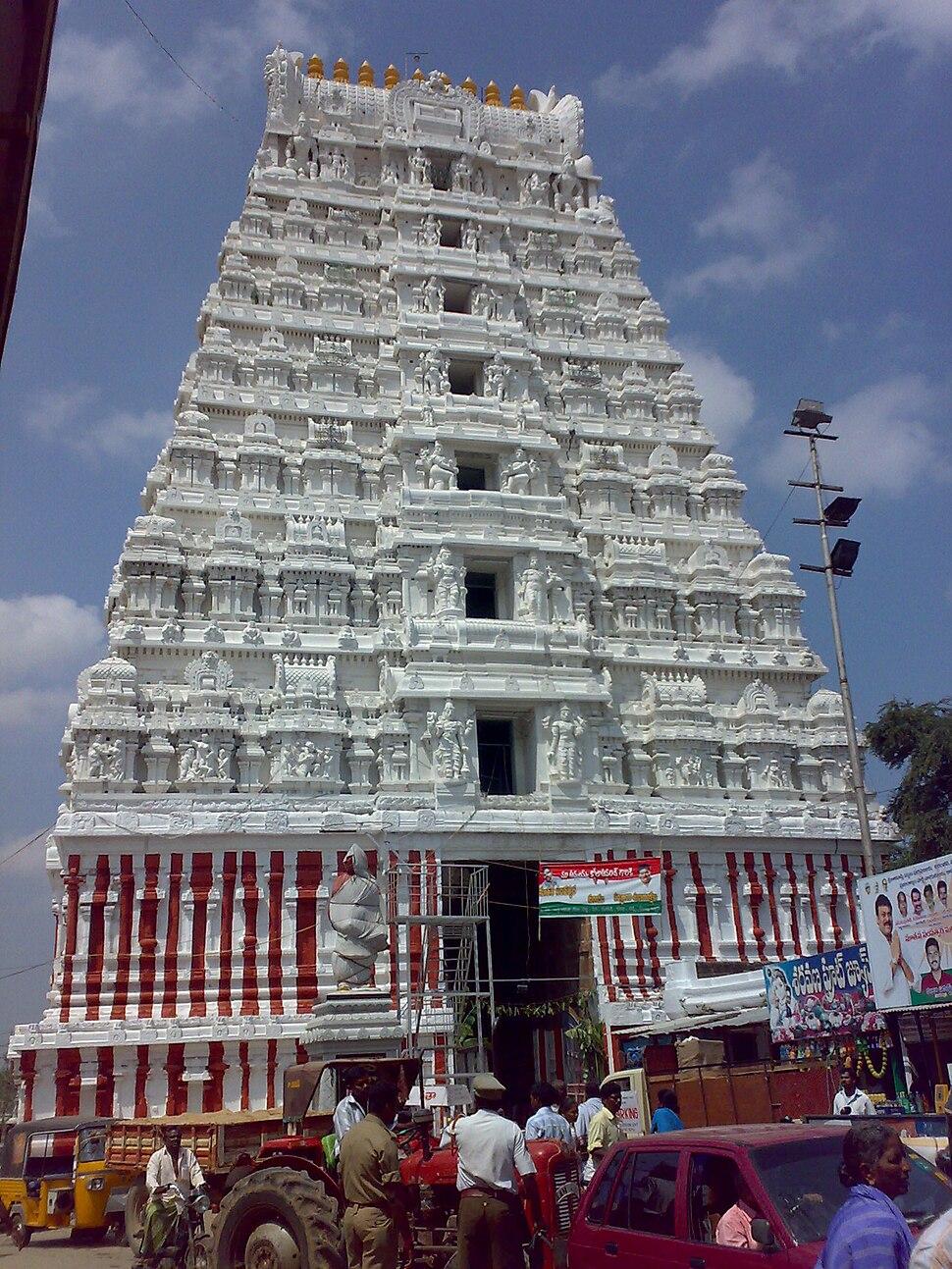 SrikalahastiGaligopuram