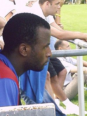 Stéphane Zubar - Zubar as a Caen player in 2008
