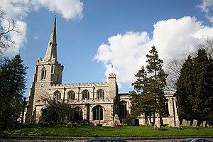 Tuxford - St Nicholas' Church