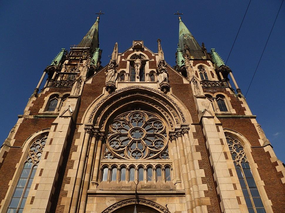 St.Olha and Elizabeth Church Lviv