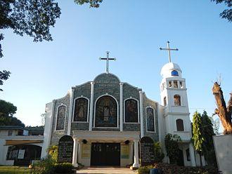 Santo Tomas, Pangasinan - St. Thomas Aquinas Parish Church