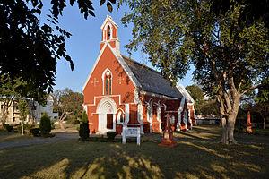 Roorkee - Image: St. John's Church Roorkee