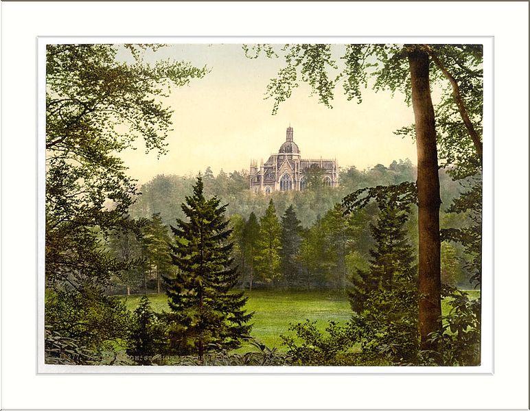 File:St. Michaels Abbey Farnborough England.jpg