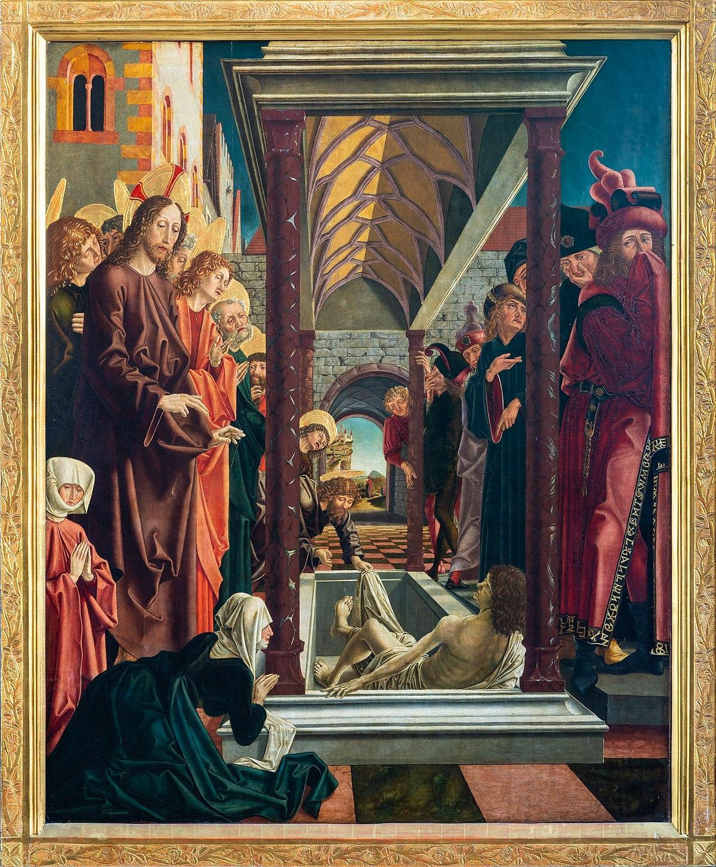 Lazarus Phänomen