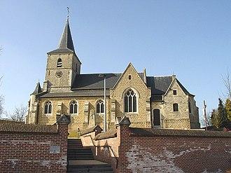 Relegem - St. Jan de Doper Church, Relegem