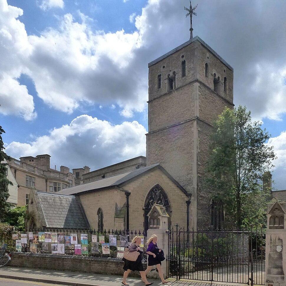 St Benets exterior