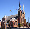 St Chad's Cathedral, Birmingham from the south.jpg