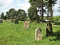 St Ethelbert's church - churchyard - geograph.org.uk - 1313162.jpg