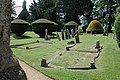 St James, Rousham, Oxon - Churchyard - geograph.org.uk - 1609070.jpg