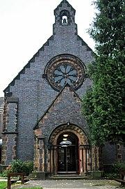 St John's Church by D.R. Hill.