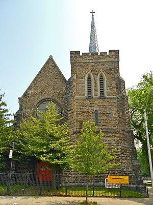 St. Luke's Church (Baltimore, Maryland) - St. Luke's Church, May 2012