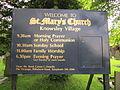 St Mary's Church, Knowsley Village (3).JPG