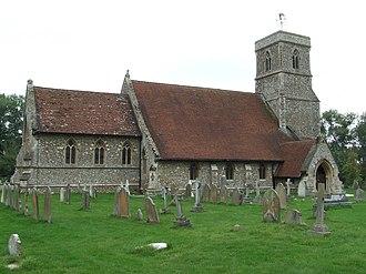 Brantham - Image: St Michael Brantham (geograph 3679748)