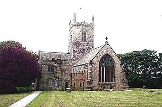 St Michael and All Angels Church, Houghton-le-Spring Church in Tyne and Wear, England